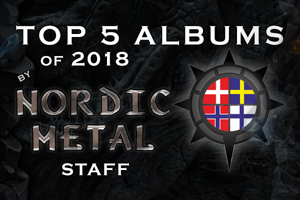 Top 5 Albums 2018 by NM Staff
