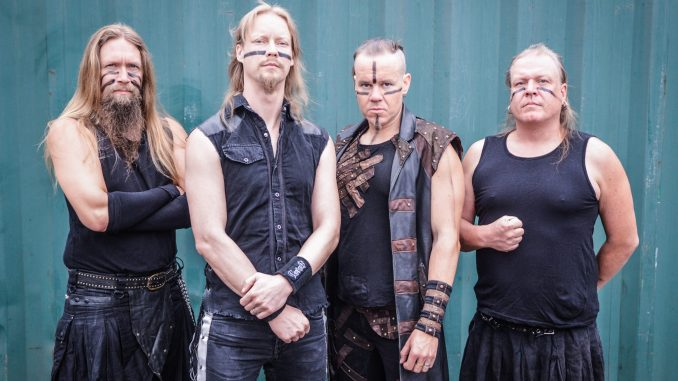 Ensiferum 2018