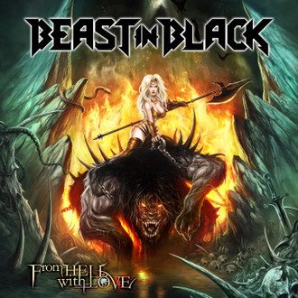 BEAST IN BLACK – 'From Hell With Love'