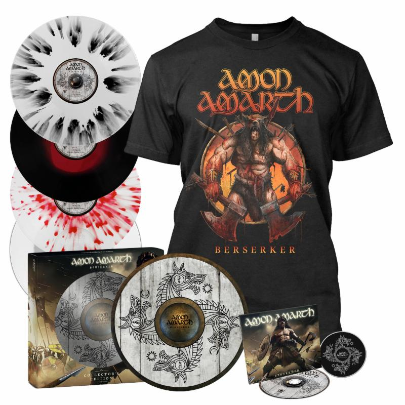 Amon Amarth merchandise