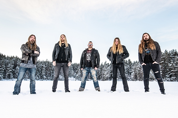 "SABATON Release ""Fields Of Verdun"", First Single From Upcoming Album ""The Great War"""
