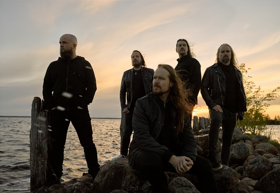 INSOMNIUM: New Album Details + Welcome The Addition Of Jani Liimatainen!
