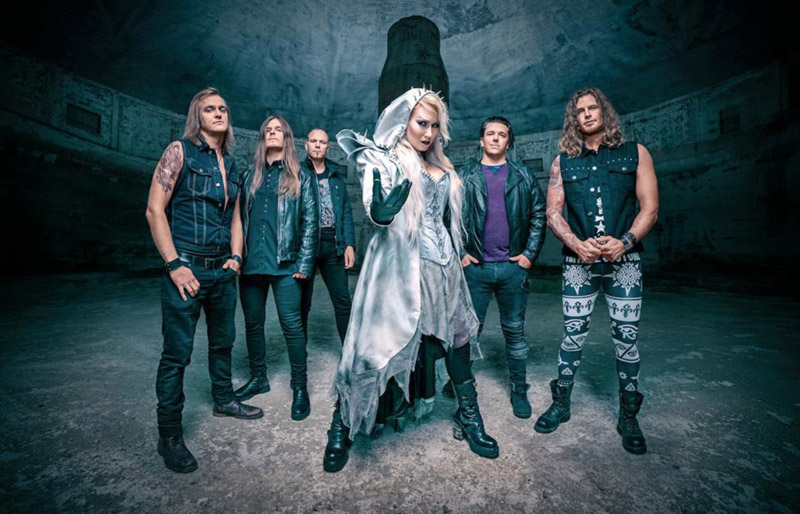 BATTLE BEAST confirmed as special guests to HAMMERFALL for their »World Dominion Tour 2020«