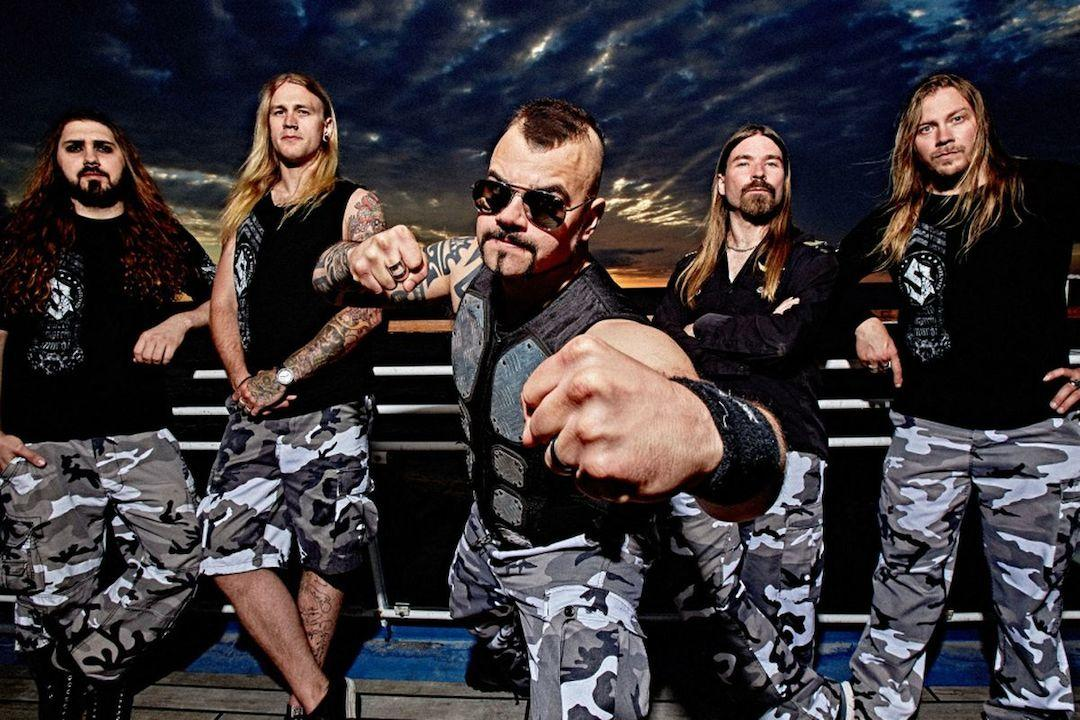 "SABATON releases third album trailer for ""The Great War"""