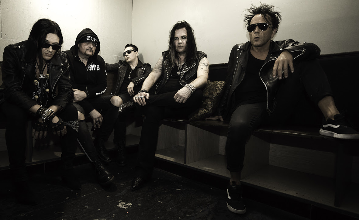 THE 69 EYES – reveal music video for third single 'Black Orchid'