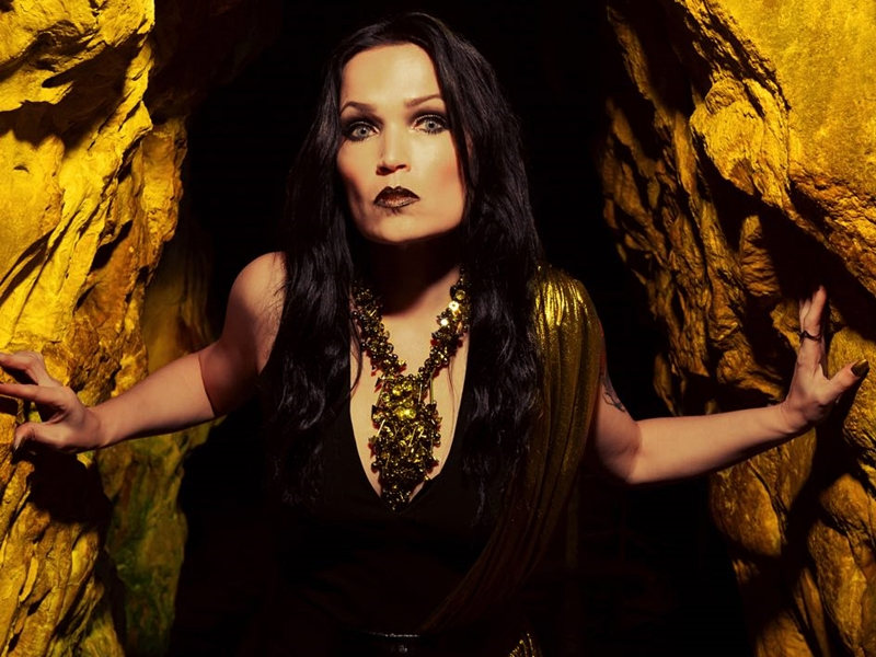 "TARJA: Official Video For ""Tears In Rain"" Released"