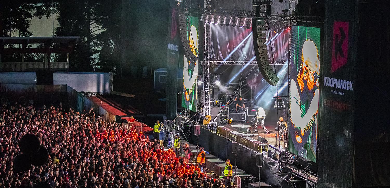 Kuopiorock Festival, Kuopio Finland – July 25-27 2019