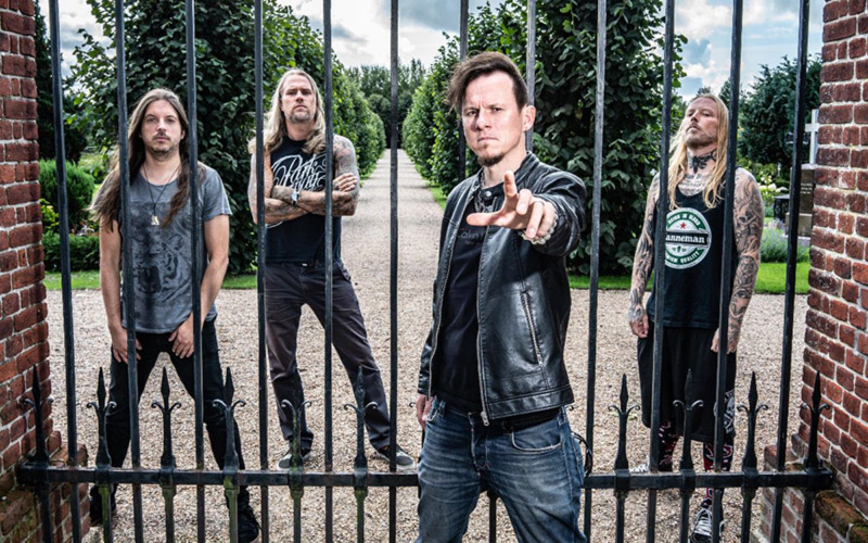 CYHRA sign to Nuclear Blast and announce tour with Battle Beast