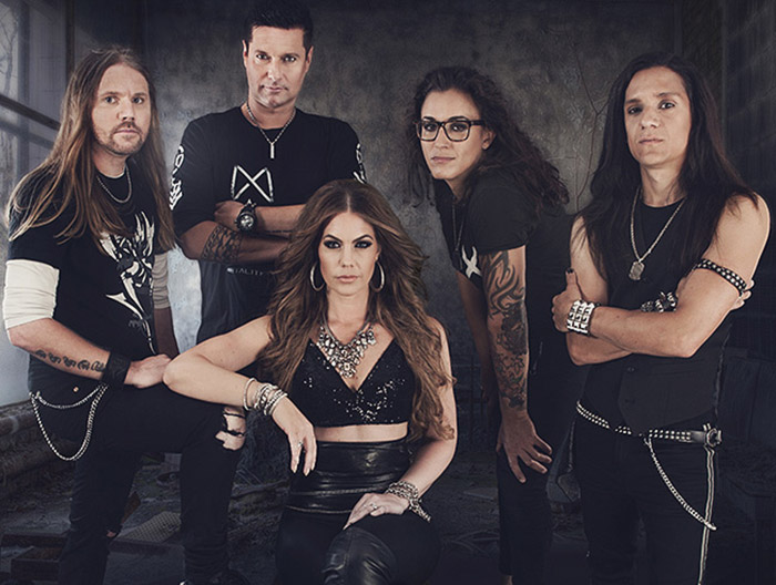 "METALITE release first Single + Video ""Far From The Sanctuary"""