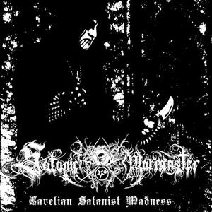 Satanic Warmaster-Carelian Satanist Madness