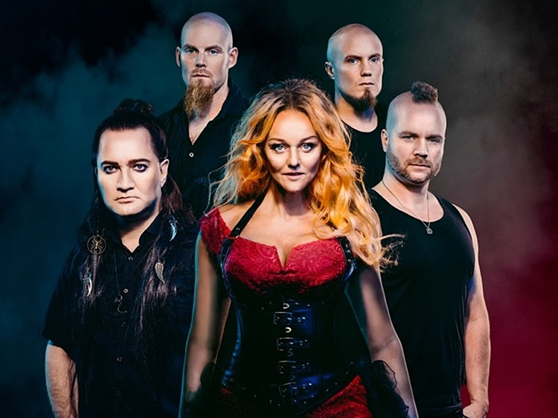 "AMBERIAN DAWN Release ""United"", First Single From Upcoming New Album ""Looking For You"""