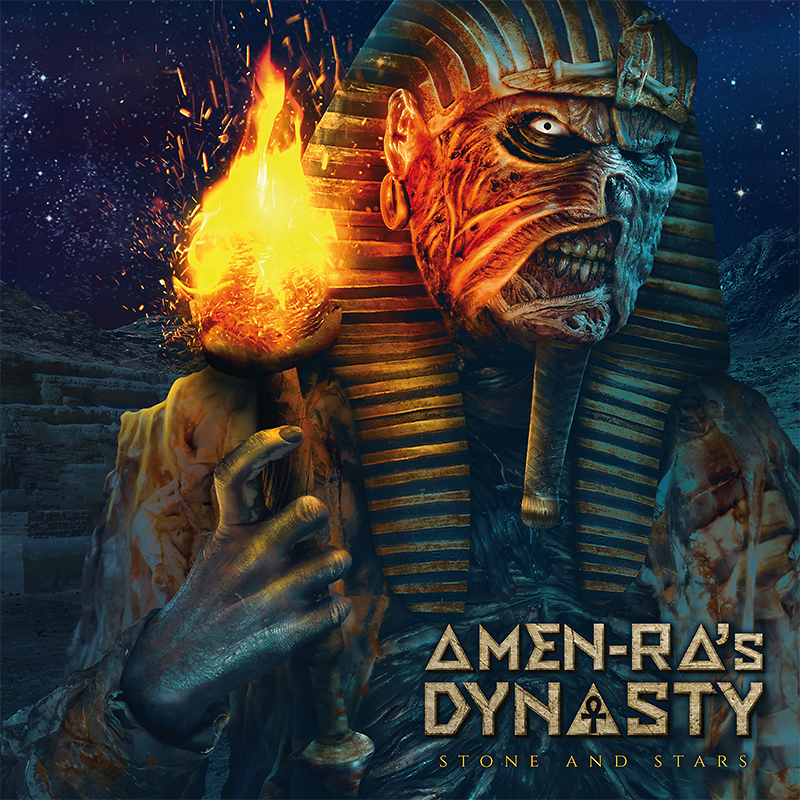 Amen-Ra's Dynasty - Stone And Stars