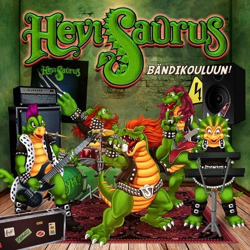 Hevisaurus - Bändikouluun!