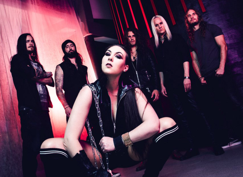 AMARANTHE sign to Nuclear Blast!