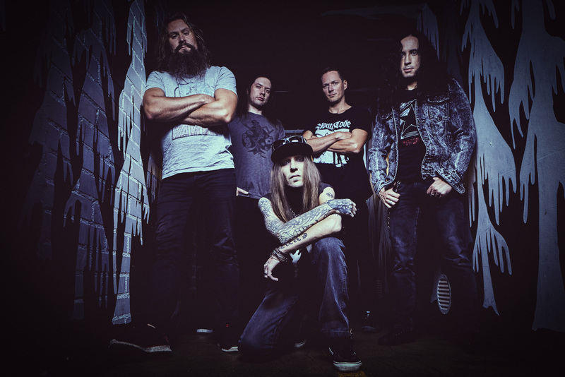 """CHILDREN OF BODOM animated video for """"Hexed"""" released"""