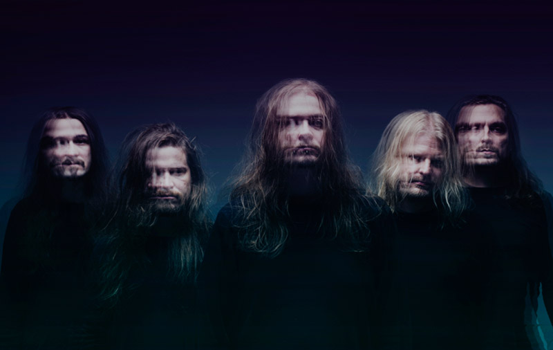 ORANSSI PAZUZU signs worldwide deal with Nuclear Blast Records