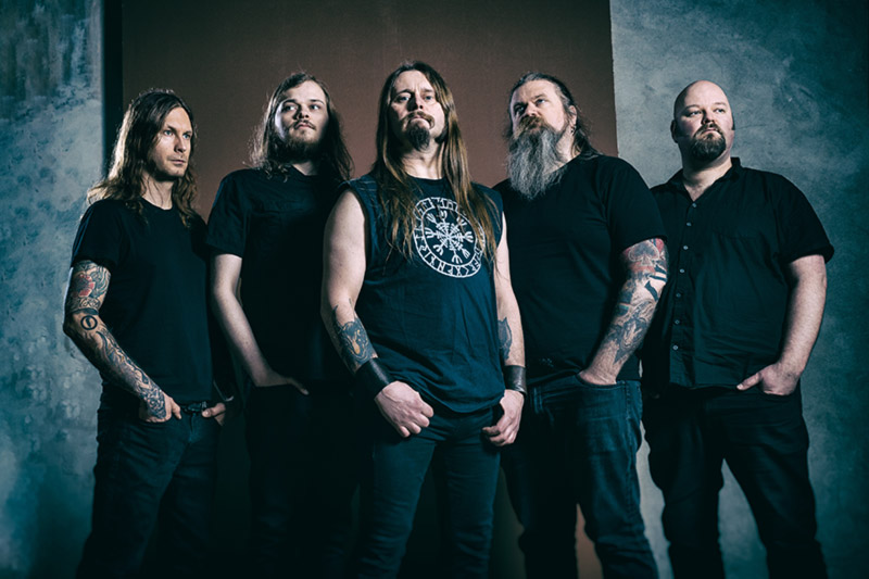 ENSLAVED to headline Fires In The Mountains Festival
