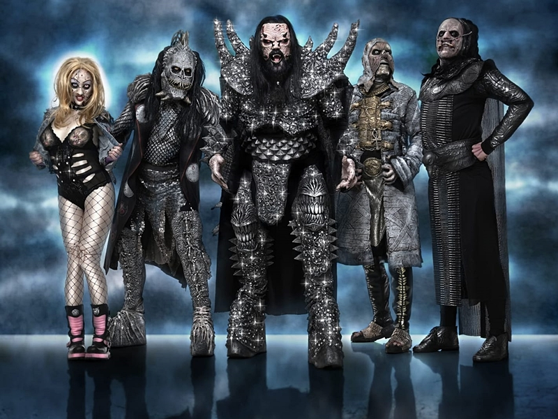 """LORDI Reveal New Music Video """"I Dug A Hole In The Yard For You"""""""