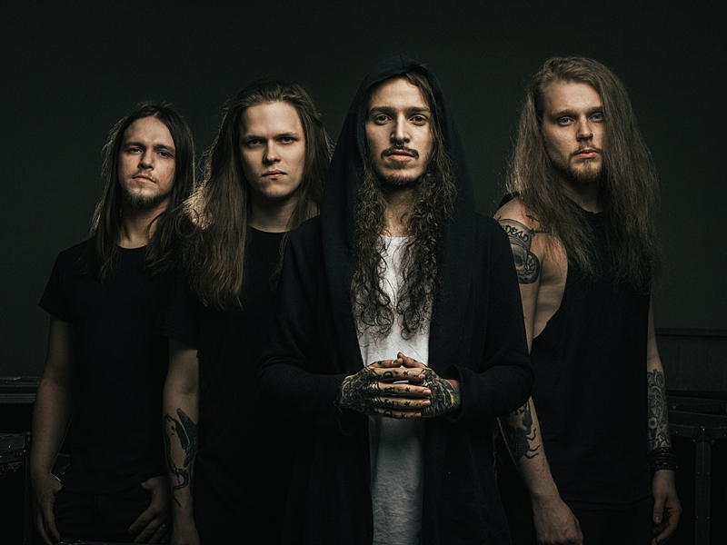 """LOST SOCIETY Releases New Single """"Into Eternity"""" Featuring APOCALYPTICA"""