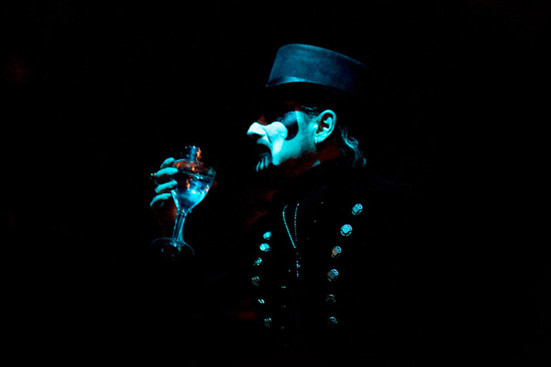 """KING DIAMOND releases new single, """"Masquerade of Madness"""""""