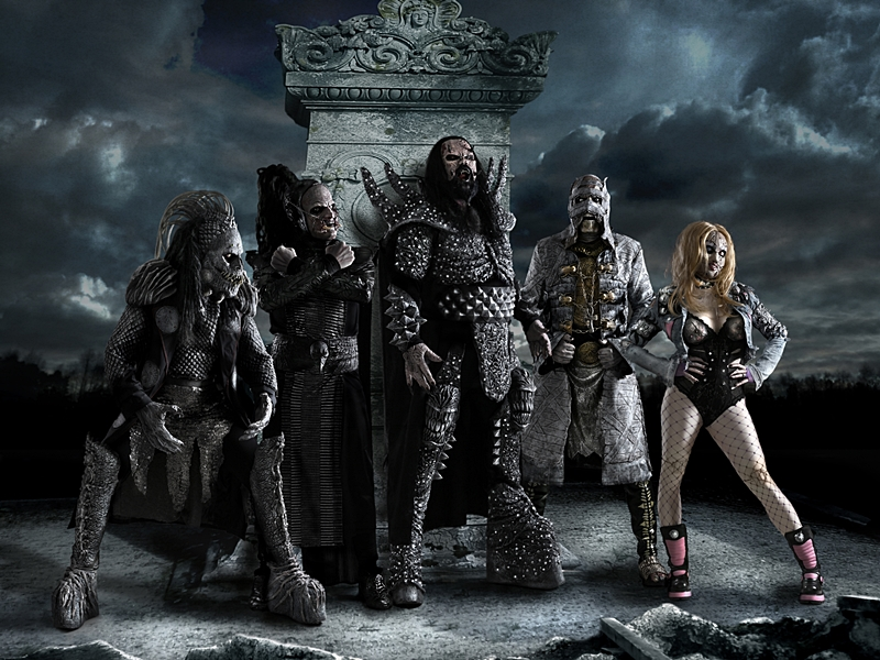 """New LORDI Album Features Unreleased Song by KISS Frontman Paul Stanley: """"Like a Bee to the Honey"""" (Feat. Michael Monroe from HANOI ROCKS) Out Now!"""