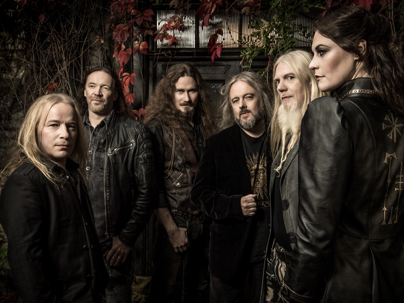 "NIGHTWISH Announce New Studio Album ""Human. :II: Nature."""