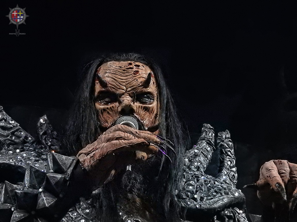 Lordi Ice Hall Finland 2019