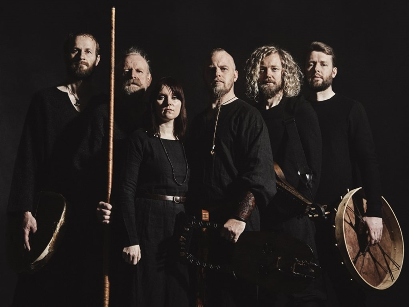 "WARDRUNA Unveil New Single and Video ""Grá""!"