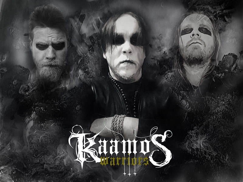 KAAMOS WARRIORS Release First Single From Upcoming Third Album