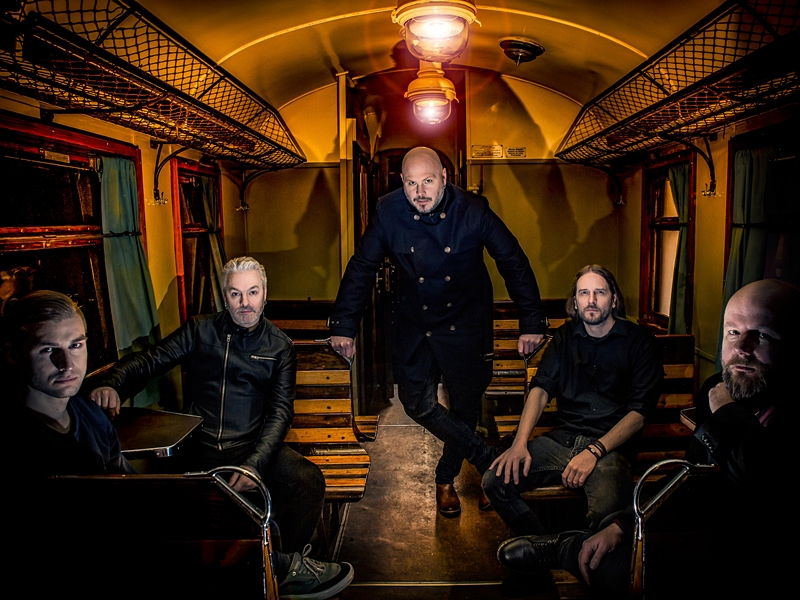 "SOILWORK Release New Song ""Desperado"""