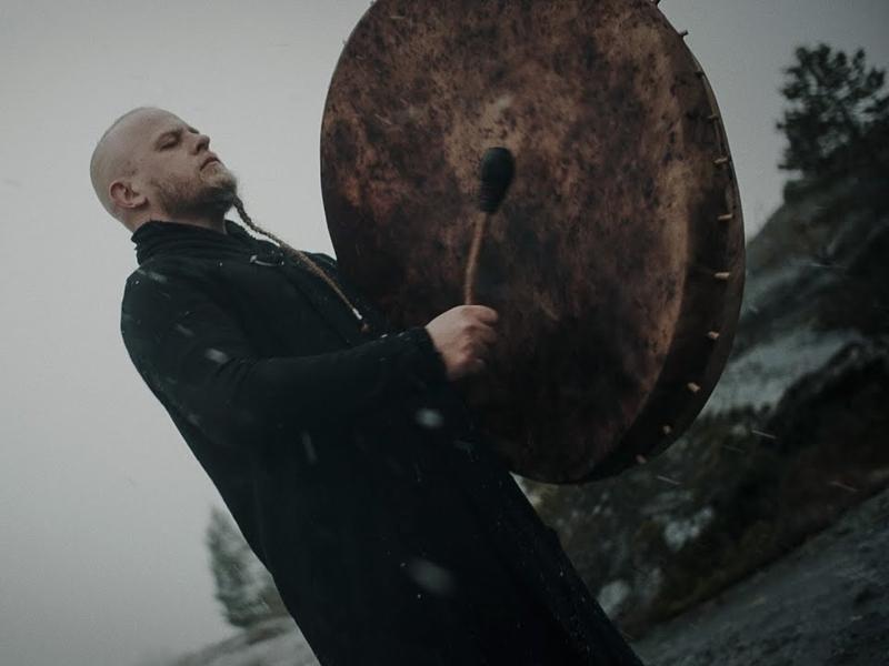 "WARDRUNA Release New Single and Video ""Lyfjaberg"""