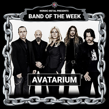Avatarium - Band Of The Week