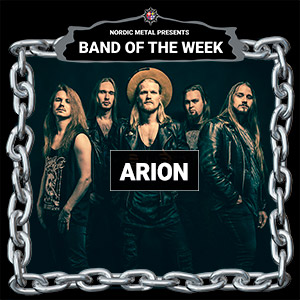 Arion - Band Of The Week
