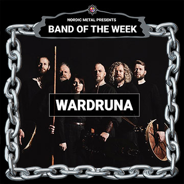 Wardruna Band Of The Week