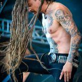 Tomi Joutsen of Amorphis