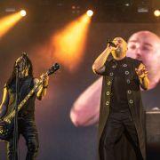 Disturbed in Rockfest 2019 Finland